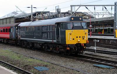 8) 31 601 at Crewe on 26th November 2015