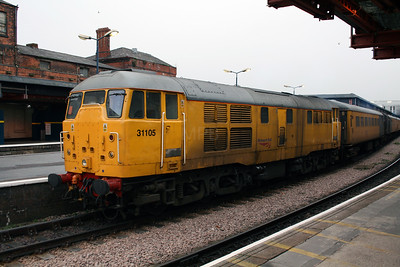 31 105 at Derby on 24th November 2007 (2)