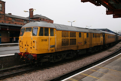 2) 31 105 at Derby on 24th November 2007