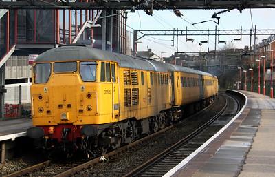 31 105 at Runcorn on 2nd April 2010 (2)