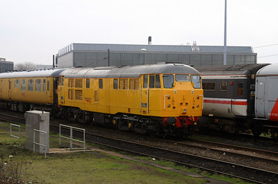31 105 at Derby RTC on 3rd February 2005