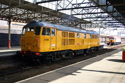 3) 31 105 at Crewe on 27th April 2005
