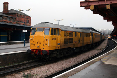 1) 31 105 at Derby on 24th November 2007