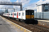 315 840 at Bethnal Green on 3rd March 2015 (2)