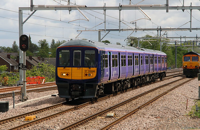 319 382 at Roby on 19th May 2015 (2)