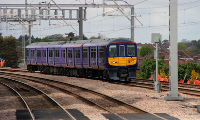 319 368 at Roby on 19th May 2015 working 2J32 (2)