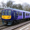 77461 (319 362) at Acton Bridge on 26th January 2015 working 5Z2