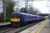 319 362 at Acton Bridge on 26th January 2015 working 5Z20 (7)