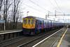 319 361 at Runcorn on 21st December 2014 working 5Z20 (4)