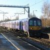 319 374 at St Helens Junction on 29th November 2016