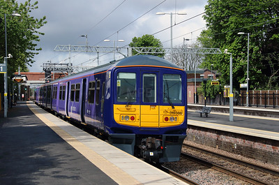319 386 at Roby on 19th May 2015 working 1F95 (3)
