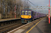 319 362 at Runcorn on 25th January 2015 working 5Z19