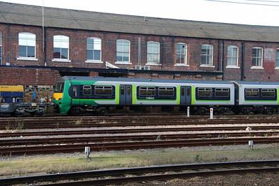 321416 at Doncaster on 12th November 2015