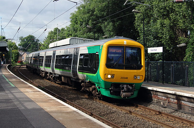 2) 323 240 at Chester Road on 2nd July 2016
