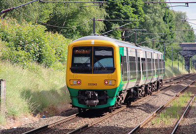 2) 323 243 at Gravelly Hill on 2nd July 2016