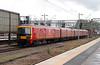 325 011 at Crewe on 18th May 2015
