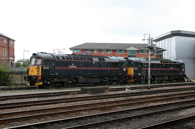 2) 33 103 at Derby on 4th August 2006