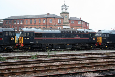 4) 33 103 at Derby on 17th October 2005