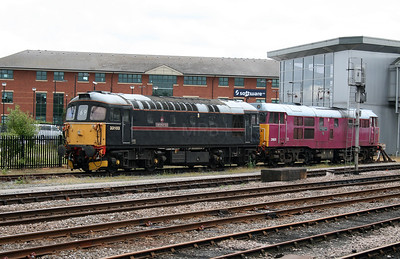 33 103 at Derby on 1st July 2007 (2)