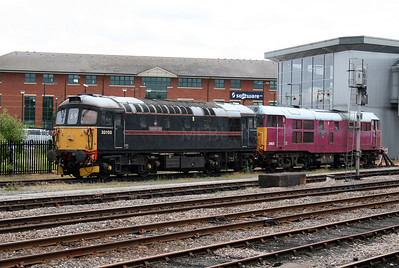 1) 33 103 at Derby on 1st July 2007