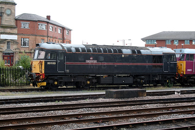 3) 33 103 at Derby on 1st July 2007