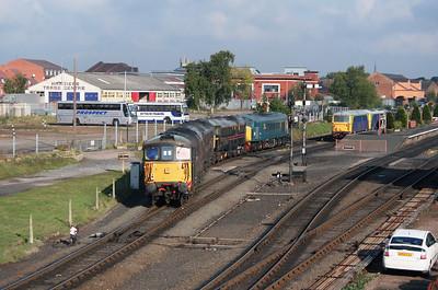 33 103 at Kidderminster SVR on 17th October 2005 (2)