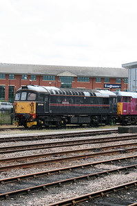33 103 at Derby on 1st July 2007 (3)