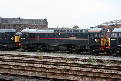 3) 33 103 at Derby on 17th October 2005