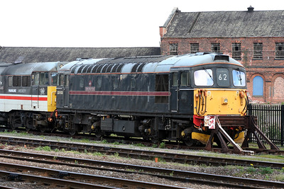 33 103 at Derby on 18th April 2007