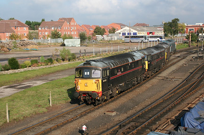 33 103 at Kidderminster SVR on 17th October 2005