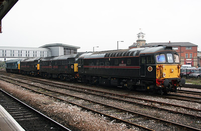 33 103 at Derby on 17th October 2005
