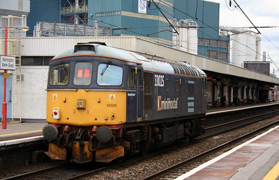 2) 33 025 at Warrington Bank Quay on 23rd May 2006