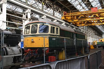 D6515 Eastleigh Works 230509