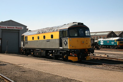 33 002 Eastleigh Works 230509