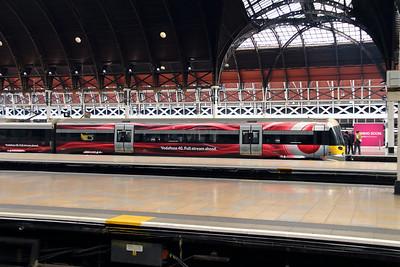 78401 at London Paddington on 5th April 2014