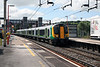 350 112 at Runcorn on 21st July 2015