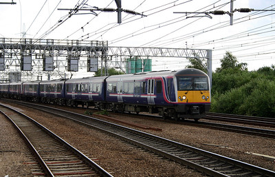 360 116 at Stratford on 11th June 2004