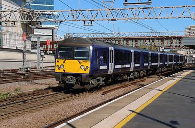 360 110 at Stratford on 3rd October 2016