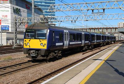 360 116 at Stratford on 3rd October 2016