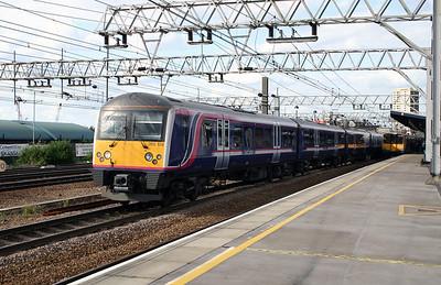 360 104 at Stratford on 11th June 2004