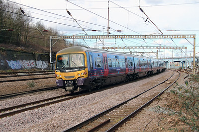365 515 at Harringay on 3rd March 2015 (2)