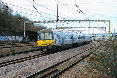 365 533 at Harringay on 3rd March 2015 (2)