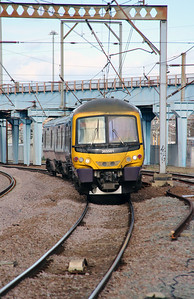 365 501 at Harringay on 3rd March 2015