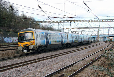 365 519 at Harringay on 3rd March 2015 (1)