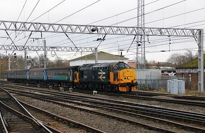 2) 37 401 at Carlisle on 22nd January 2018
