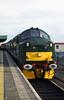 37 411 at Cardiff Central on 26th November 2005, 2F26 1215 Rhymney-Cardiff Central (2)