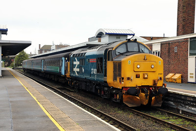 3) 37 401 at Barrow in Furness on 14th April 2017