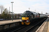 37 411 at Cardiff Central on 26th November 2005, 2R18 1059 Cardiff Central-Rhymney (1)