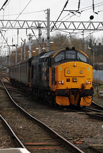 5) 37 401 at Carlisle on 22nd January 2018
