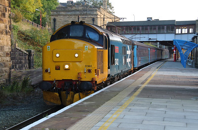 37402 at Lancaster on 15th October 2016